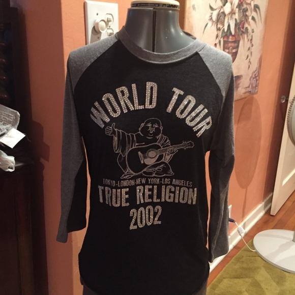 True Religion Tops - True Religion Tee Shirt Size S